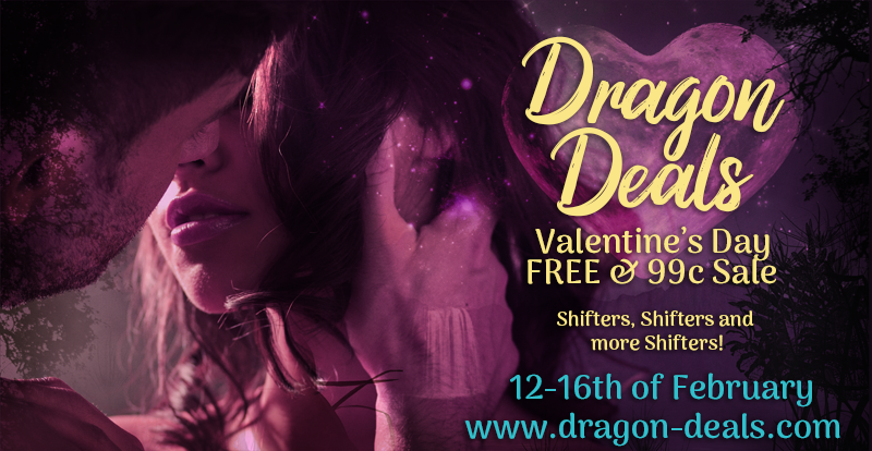 Valentine's Day Free and 99c Promo!